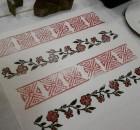 Мастер-класс набойка печать по ткани Спб